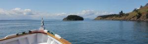 Cruising in the San Juan Islands | Crewed yacht charter MV Discovery