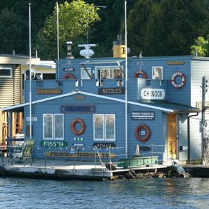 seattle house boats
