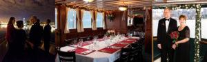 Seattle wedding cruise | small waterfront wedding venue