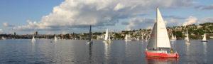 Seattle lake cruises Lake Union & Lake Washington