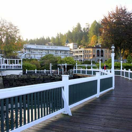 Hotel De Haro at Roche Harbor